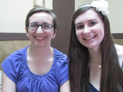 Jillian Karner and Colleen Sullivan are former peer trainers.