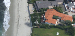 Mitt Romney's home on Dunemere Dr. in La Jolla.