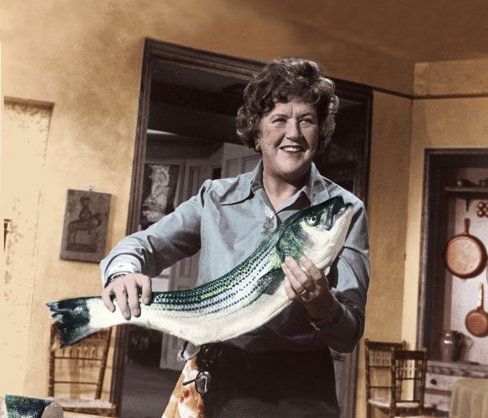 cooking julia child and knife skills 11of 20 american francophile makenna held owns and operates the courageous cooking school in julia child's former cottage in  ready to master knife skills the kitchen smells of freshly cut .