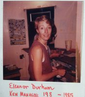 Former Ken manager Eleanor Durham.