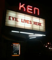 Marquee for the Red Riding Trilogy.