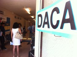 On Tuesday, the San Diego Unified School District began processing requests for transcripts needed by undocumented students applying for the federal deferred action program, also known as Deferred Action for Childhood Arrivals.