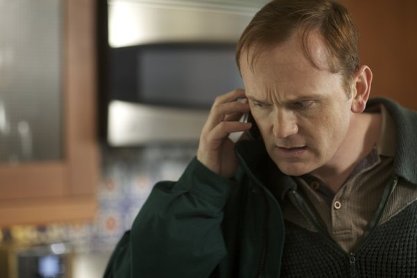 "Pat Healy is the man on the phone in ""Compliance."""