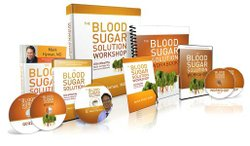 "Give at the $250 level during our TV membership campaign and receive the Blood Sugar Solution Combo including the DVD with bonus material, hardcover book, a workbook package with 2 DVDs, 2 CD-ROMs, quick start guide and coaching program. This gift also includes enrollment in the myKPBS Savers Club plus additional online access to more than 130,000 merchant offers and printable coupons, as well as a KPBS License Plate Frame (if you're a new member). ""The Blood Sugar Solution"" DVD is available at the $75 level, and the hardcover book is available at $100."