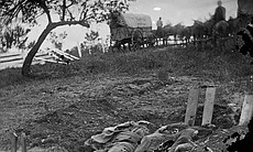 Unfinished Confederate graves near the center o... (18970)