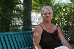 Kathleen Krantz became homeless in San Diego after moving here from northern California.