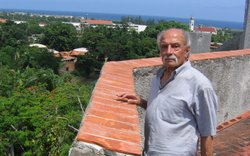 Roberto Gottardi, one of Cuba's most well-respected architects.