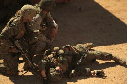 Trailblazing Women Fail Marine Corps' Infantry Officer Course ...