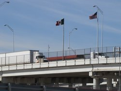 El Paso is the second-busiest southern commercial border crossing. Cross-border trade is fueling new economic growth in border cities like El Paso.