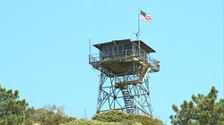 Los Pinos Lookout Tower