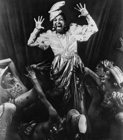 """Ethel Waters performing """"Heat Wave"""" from """"As Thousands Cheer,"""" 1933."""