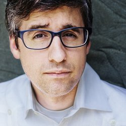 Political humorist Mo Rocca, a correspondent for CBS SUNDAY MORNING, a paneli...