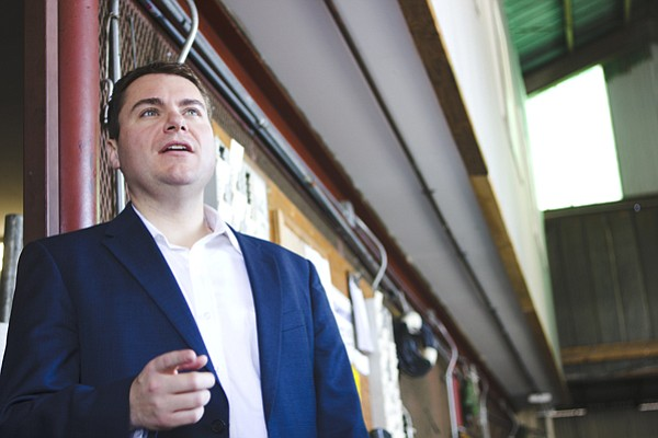 Councilman Carl DeMaio isn't worried about the CIP websit...