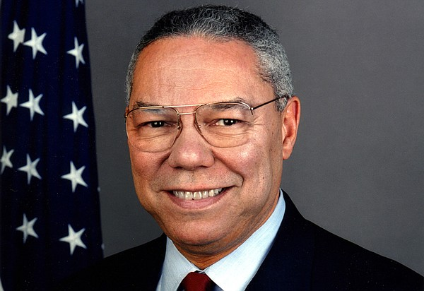 Colin L. Powell USA (Ret.) joins an all-star line-up on the