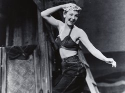 Mary Martin in a scene from
