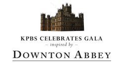KPBS Celebrates Gala inspired by Downton Abbey Event logo