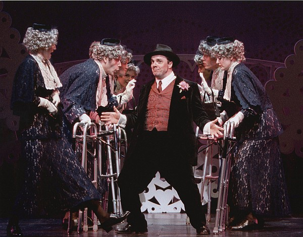 Nathan Lane as Max Bialystock in