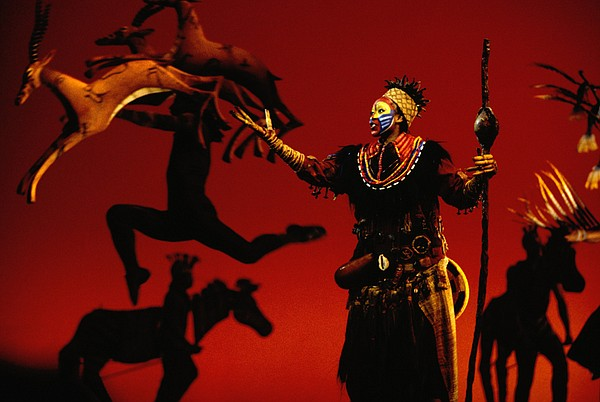 Tsidii Le Loka as Rafiki in