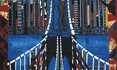 """Sonny's Quilt"" by Faith Ringgold. ©Faith Ringg..."