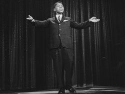 """The legendary Frankie Lymon performs the classic """"Goody Goody"""" in """"Doo Wop Discoveries"""" (My Music)."""