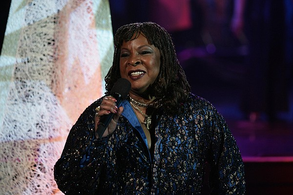 Legendary Motown singer Martha Reeves sings her 1960s hits (with Martha & the...