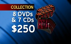 """Give at the $250 level during our TV membership campaign and receive the """"Doo Wop Romance"""" 7-CD set and the """"Doo Wop Discoveries"""" 8-DVD set. This gift also includes enrollment in the myKPBS Savers Club plus additional online access to more than 130,000 merchant offers and printable coupons, as well as a KPBS License Plate Frame (if you're a new member). The """"Doo Wop Discoveries"""" CD is also available at the $60 level."""