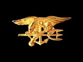 Navy SEAL insignia