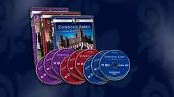 "Give at the $240 level during our TV membership campaign and receive a ""Downton Abbey"" DVD Combo including all three seasons: Season One 3-DVD set, Season Two 3-DVD set, and Season Three 3-DVD Set. This gift also includes enrollment in the myKPBS Savers Club plus additional online access to more than 130,000 merchant offers and printable coupons, as well as a KPBS License Plate Frame (if you're a new member)."
