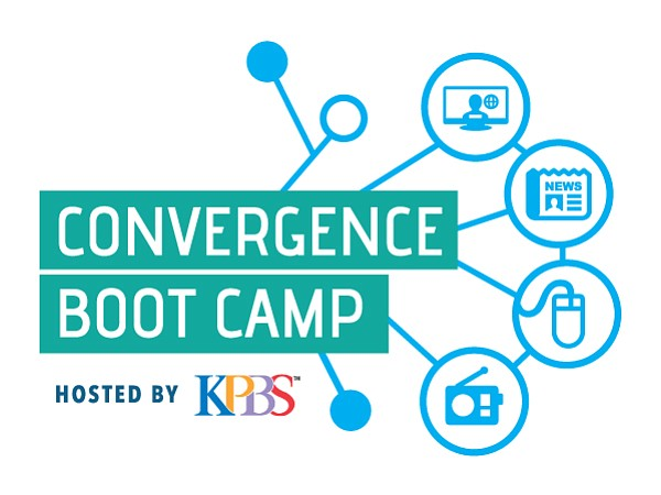 KPBS Hosts First Ever Convergence Boot Camp | KPBS