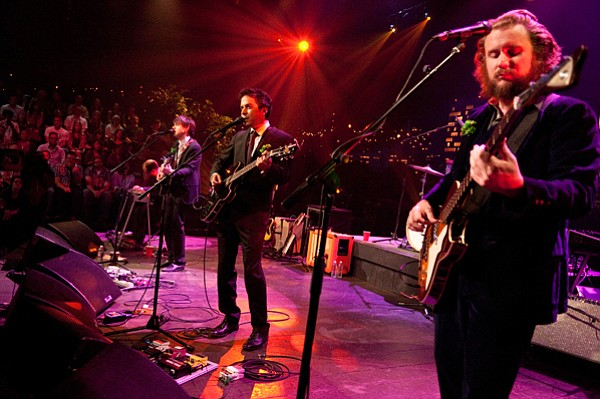 AUSTIN CITY LIMITS presents alternative rock supergroup M...