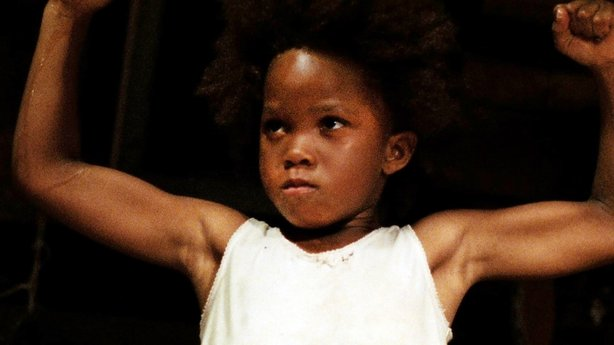 "Quvenzhané Wallis getting a well-deserved nomination for ""Beasts of the Southern WIld."""