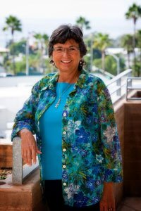 Encinitas' new mayor Theresa Barth.