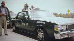 Almost 20 years before he was murdered, Mir Sadat Sahou named his first taxi ...
