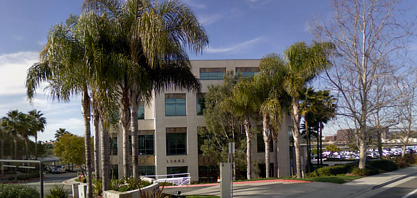 Victory Pharma Inc.'s offices on El Camino Real in San Diego.