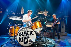 The Black Keys highlights the classic blues rock of its recent record
