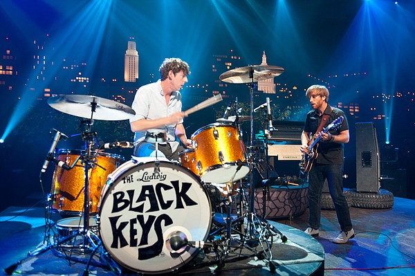 The Black Keys highlights the classic blues rock of its r...