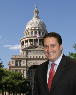 Texas Rep. Trey Martinez Fischer is chair of the Mexican American Legislative Caucus.