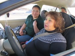 Rosa Lopez is a community organizer in Eastern New Mexico who helps immigrants apply for driver's licenses.