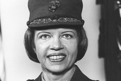 Retired Brig. Gen. Margaret A. Brewer