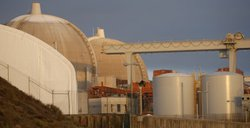 The San Onofre Nuclear Generating Station at San Onofre State Beach on March 15, 2012 south of San Clemente, California.