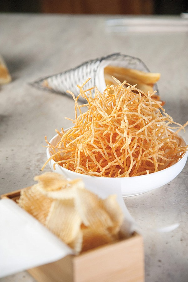 Martha Stewart offers lessons in how to deep-fry and pan-fry to perfection, o...