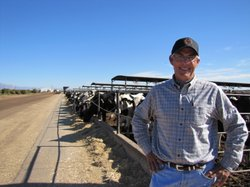 Ross Tappan used to manage a dairy in Mesa, Ariz., that switched to using E-V...