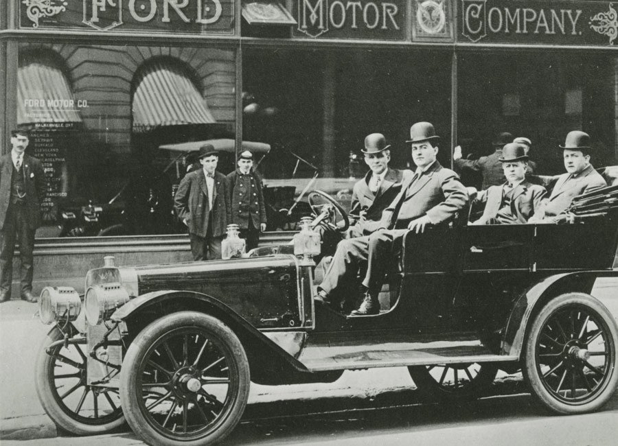an analysis of the model t ford by henry ford Essay about henry ford henry ford was one of the greatest pioneers of american history he created the model-t automobile and invented the fast paced assembly line.