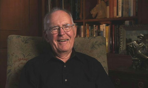 "Gordon Moore, founder of Intel; one of Fairchild Semiconductor's ""Traitorous Eight."""