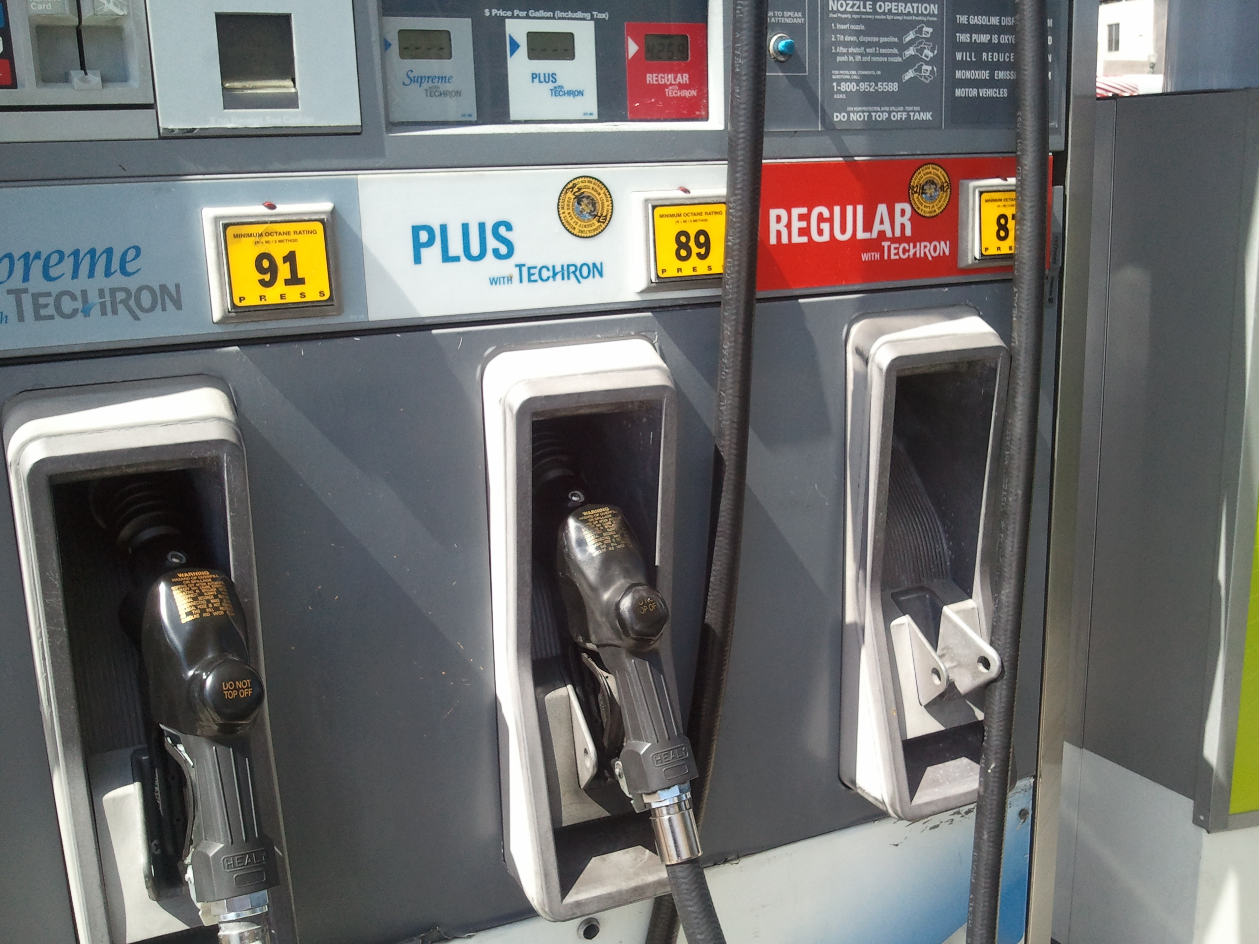 Gas Prices In California >> Gas Prices Crimping San Diego Economy | KPBS