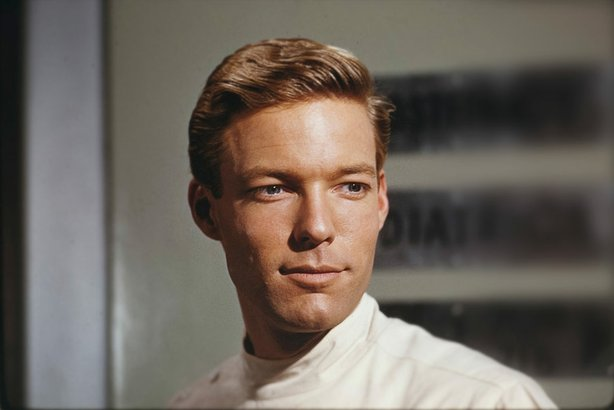 "Even before ""The Thorn Birds"" and ""Shogun,"" Richard Chamberlain was well known on television for his work on ""Dr. Kildare."""