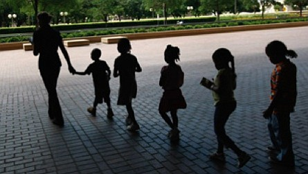 Nearly one in five children (19.2 percent) in San Diego C...