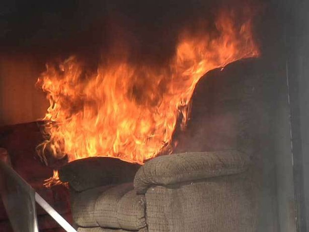 Duke University and the University of California at Berkley shows one-third of all couches contain chemicals in the form of flame retardants.