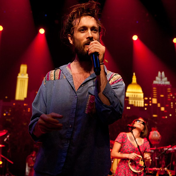 Edward Sharpe & the Magnetic Zeroes bring experimental al...