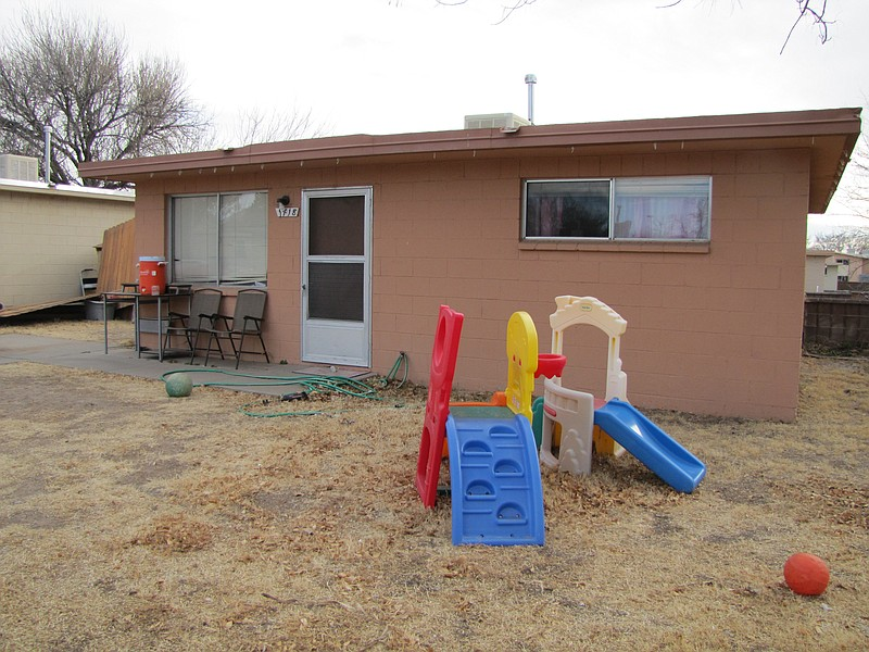 New Mexico State Offers Family Style Housing To Student Veterans Kpbs